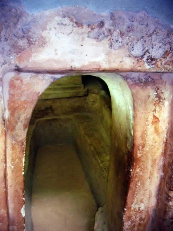 punic tomb
