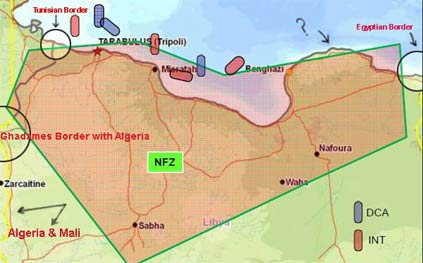 nfz map showing border areas left out