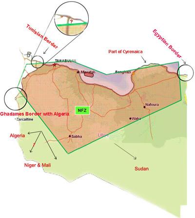 No-Fly Zone Over Libya