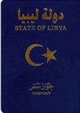 state of libya passport