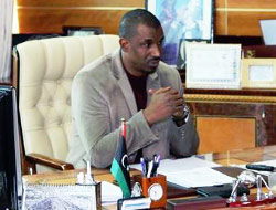 second miniser of tourism Tripoli