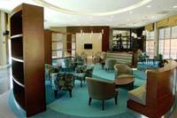 Alburdi hotel reception room