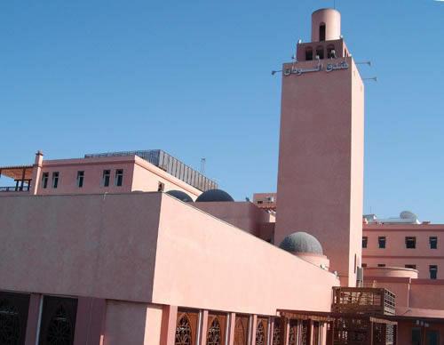 al waddan hotel: a 5-star hotel in Tripoli