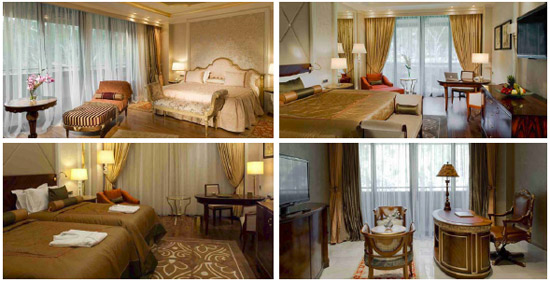 rixos an nasr hotel rooms