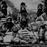 19th century Tuareg group