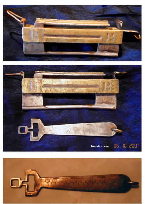 Tuareg Lock