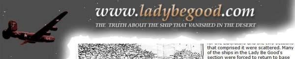 a screen shot of the website ladybegood dort com