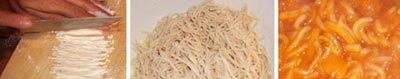 megetta: freshly cut pasta