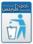cleaning up tripoli logo
