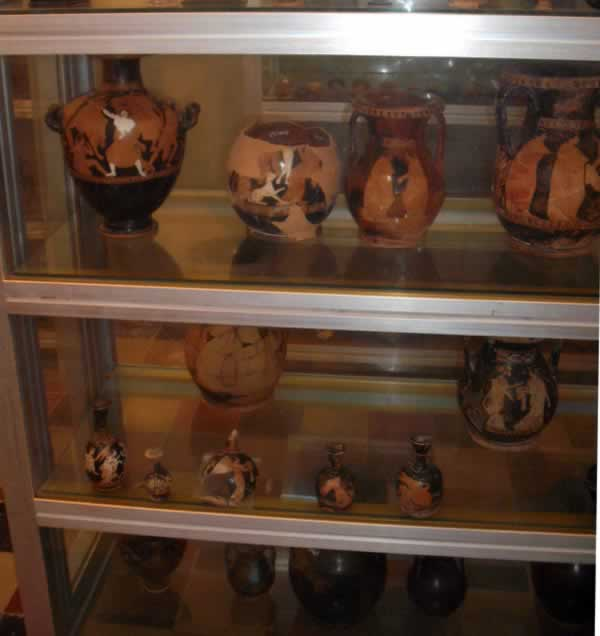 more greek pots from Apollonia museum