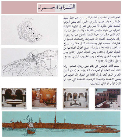 Assaraya Alhamra info sheet from the museum