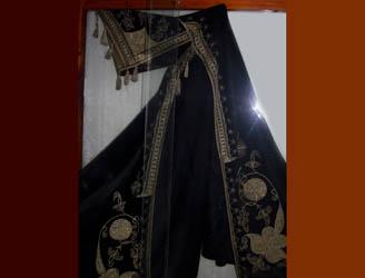 abernus: the berber hooded cloak