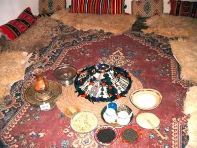 berber dinning room
