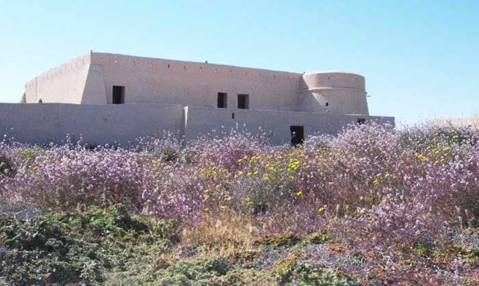 Turkish Fort Restored