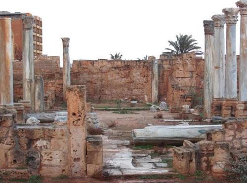 Apollonia, Libya.