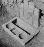 Garamantian Hand-Altar