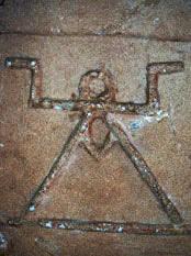 Libyan Tannit stone