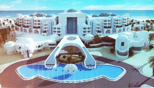 Zwara Tourist Beach Hotel in Libya