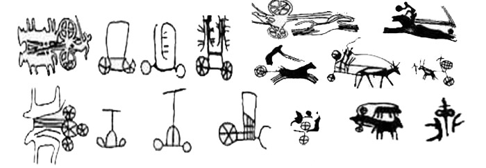 garamantian chariots