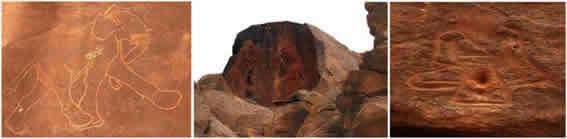 Prehistoric Saharan art