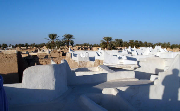 Ghadames Roof Paths (for women only)