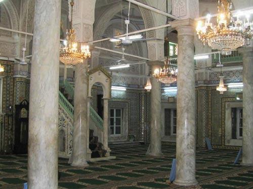 Gorji or Gourji mosque in Tripoli
