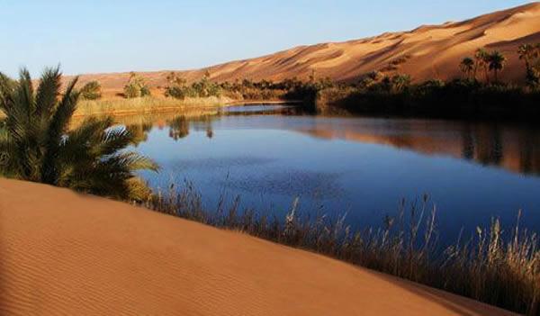 بحيرة الصحراء