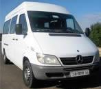 mercedes vito white van
