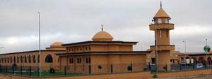 mosque from Al Qaryat