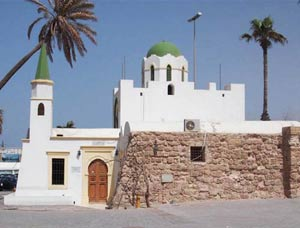Sidi Abd Al-Wahab Mosque, Tripoli