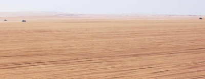 Sahara Highways