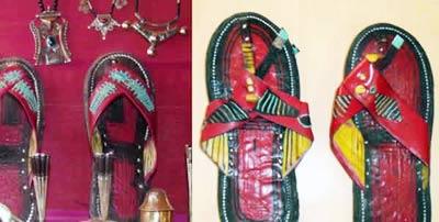 Tuareg sandals