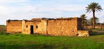zuwarah mud brick house