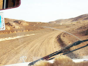 Awynat-Idri-Route