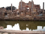 Roman bath from Leptis Magna