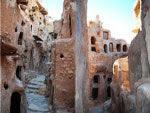 berber mud castles from Nalut