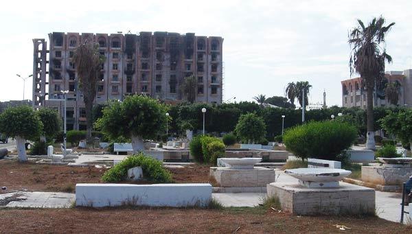 zawiya martyrs square