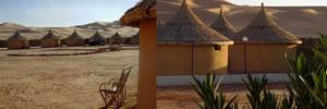 Camping Site at Tkerkiba