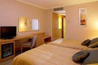 Alburdi hotel room