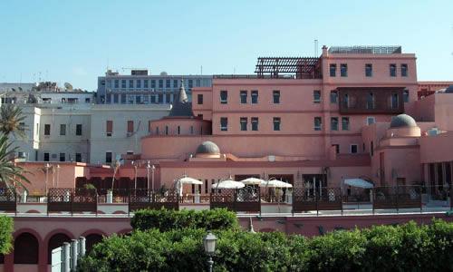alwaddan hotel tripoli, 5 stars