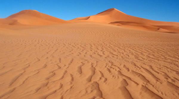 edhan murzuq sand dunes