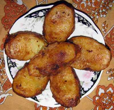 Libyan food and the main dishes meals in libya stuffed potatoes ready to eat forumfinder Gallery
