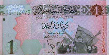 Libyan dinar - currency | Flags of countries |Libyan Dinar