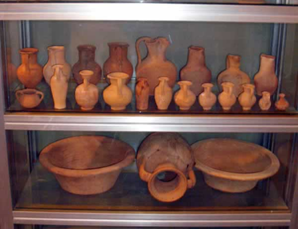 Libyan pottery from Apollonia