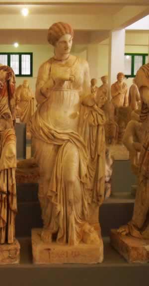 Cyrenaican Goddess