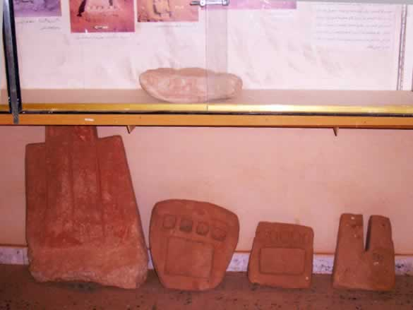 offering tables and hand altars from Germa