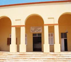 susa museum building