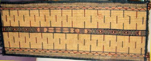 tuareg vintage mat