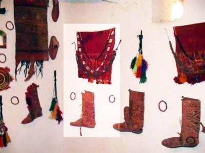 Tuareg Libyan boots