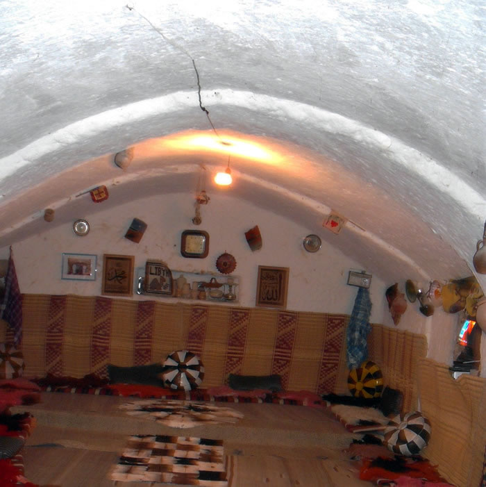 Gharyan iterior traditional decoration